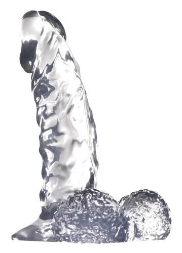Фаллоимитатор Luxy 6, прозрачный