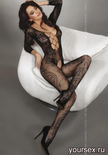 Комбинезон Livia Corsetti Zita Black, черный, S/L
