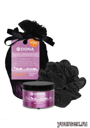 Подарочный набор DONA Be Desired Gift Set - Sassy