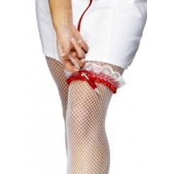 Подвязка медсестры Accessories со шприцем