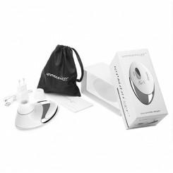 Стимулятор клитора Womanizer 2 вакуумный с двумя заменяемыми насадками, белый