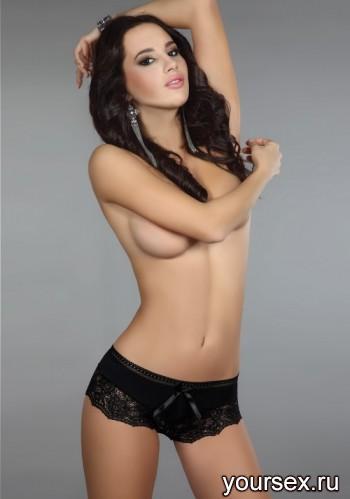 Трусики Livia Corsetti Asami black, черный XL