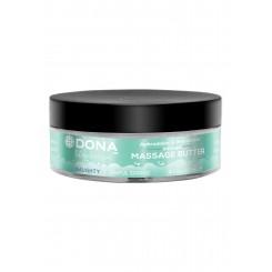Увлажняющий крем-масло для массажа DONA Massage Butter Naughty Aroma: Sinful Spring 115 мл