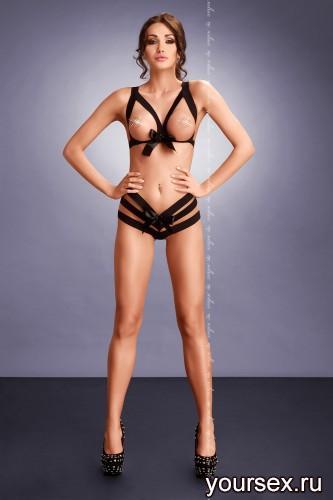 Бюст и трусики Valentina L/XL