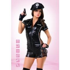 Костюм Le Frivole Эротический полицейский, L/XL