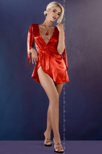 Красный пеньюар Florence S/M