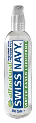 Лубрикант All Natural Swiss Navy гипоаллергенный 237 мл
