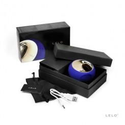 Ora 2 Midnight Blue Вибромассажер для интимных зон LELO