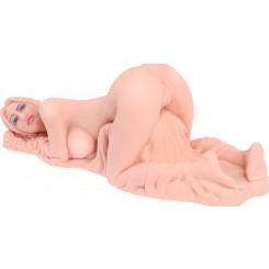 Valentina, мастурбатор 3D вагина,анус полуторс, без вибрации
