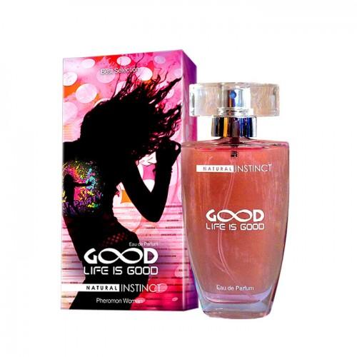 Женская парфюмерная вода с феромонами Best Selection Life Is Good