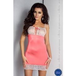 Розовая сорочка и стринги Eve L/XL