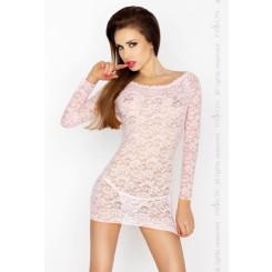 Розовое платье и стринги Yolanda S/M