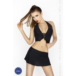 Топ,юбка и стринги Blaise L/XL
