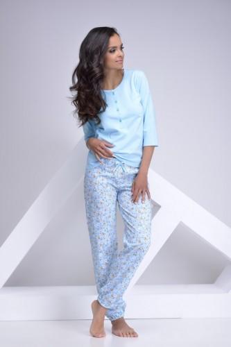 Голубая футболка и штаны Teresa S