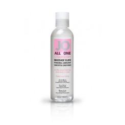 Массажный гель-масло ALL-IN-ONE Massage Oil клубничный 120 мл