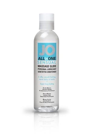 Массажный гель-масло ALL-IN-ONE Massage Oil Sensual нейтральный 120 мл