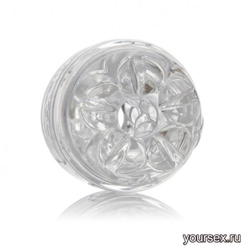 Мастурбатор Fleshlight - Quickshot Masturbator, прозрачный