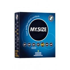 Презервативы MY.SIZE №3 размер 60