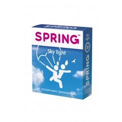 Презервативы Spring Light №3 Ультратонкие