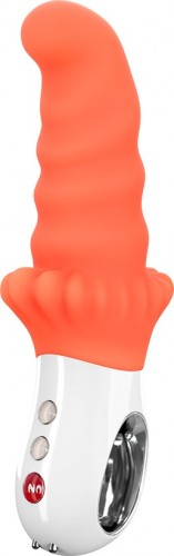 Вибратор G5 VIBE MOODY, оранжевый
