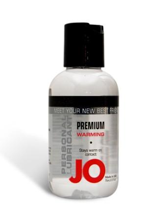 Возбуждающий любрикант на силиконовой основе JO Personal Premium Lubricant Warming, 60 мл