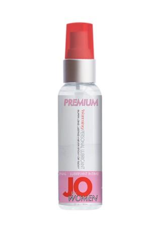 Женский возбуждающий силиконовый любрикант JO Personal Lubricant Premium Wom, 60 мл