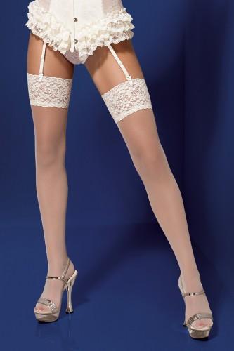 Чулки Obsessive S 804 stockings, размер S/M