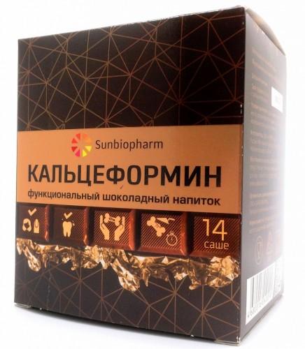 Кальцеформин шоколадный