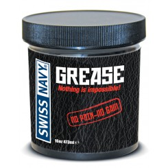 Крем для фистинга Swiss Navy Grease 473 мл