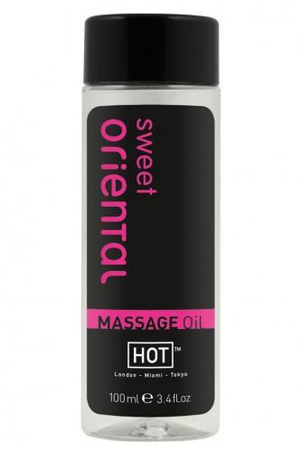 Массажное Масло Hot Massage Oil Восточные сладости, 100 мл