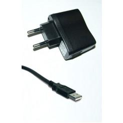 Адаптер СЗУ c USB разъмом (для вибромассажеров)