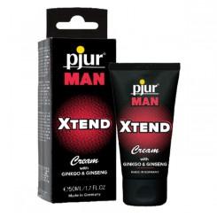 Мужской Возбуждающий Крем PJUR MAN XTEND CREAM 50 ml