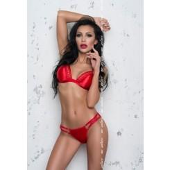 Комплект Me Seduce Isabella Red, L/XL