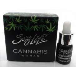 Женские Духи «Cannabis Pheromone» woman