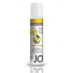 Ароматизированный любрикант JO Flavored Лимон, 30 мл