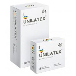 Презервативы Unilatex Multifruits 12 шт.