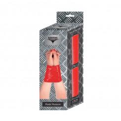 Рулоны с лентой PLASTIC PLEASURE для фиксации красные 2 шт