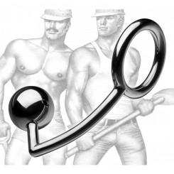 Эрекционное Кольцо Tom of Finland с Анальным Шаром