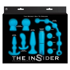 "Набор ORION ""The Insider Set Deluxe Couple Kit"", голубой"