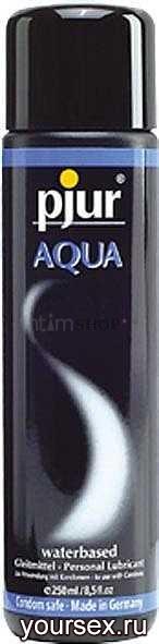 Увлажняющий Лубрикант PJUR® AQUA 250 ml