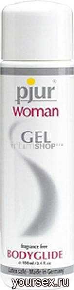 Любрикант для Женщин Pjur Woman, 30 мл