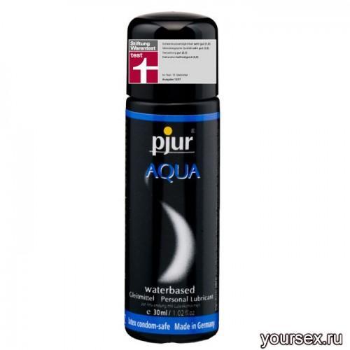 Увлажняющий Лубрикант PJUR® AQUA 30 мл