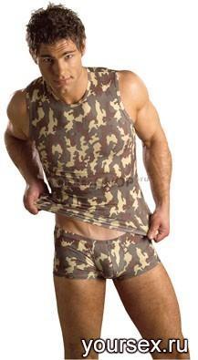 Комплект Белья Military