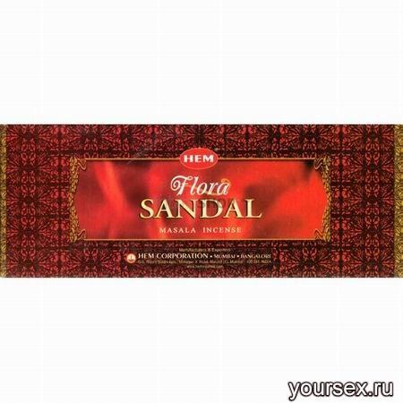 Благовония Sandal Masala САНДАЛ