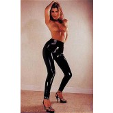 Легинсы Sharon Sloane - Latex Leggings Small, цвет черный