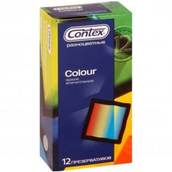 Презервативы Contex Colour (12 шт.)