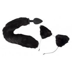 Набор игровой Bad Kitty Pet Play Plug & Ears