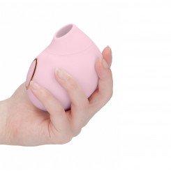 Стимулятор клитора Irresistible Seductive Pink, розовый
