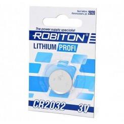 Батарейка Robiton Profi R-CR2032-BL5