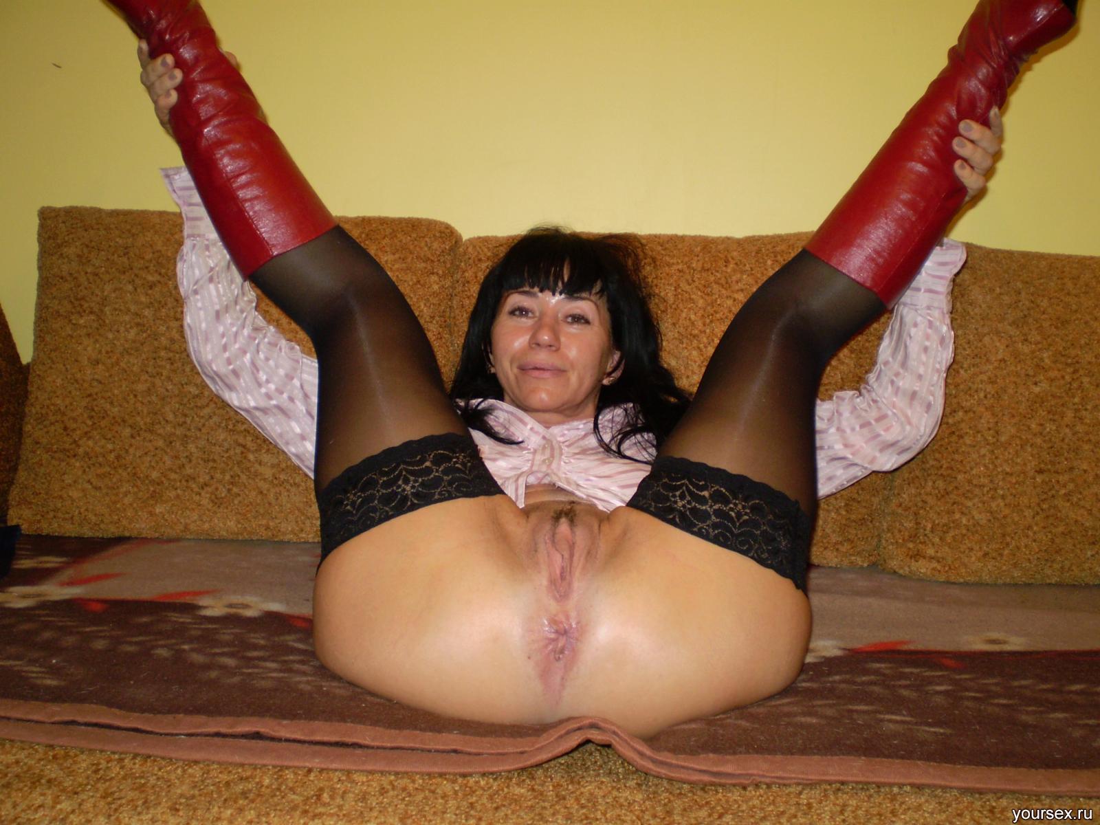 Порно фото зрелые бабы за 45